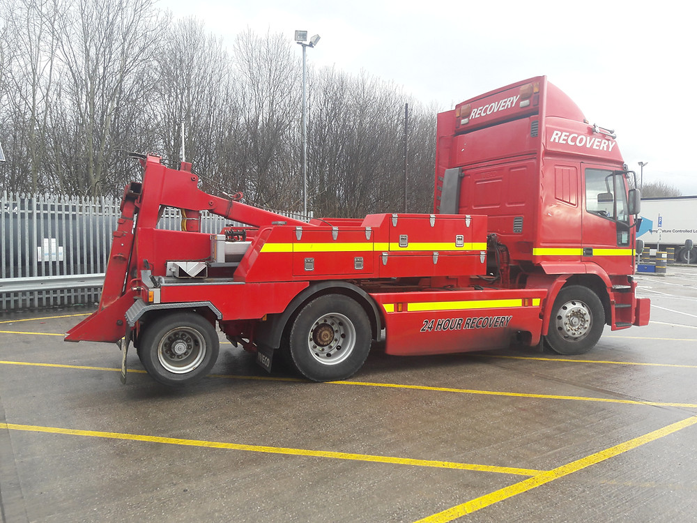 digdale commercials recovery vehicle for sale