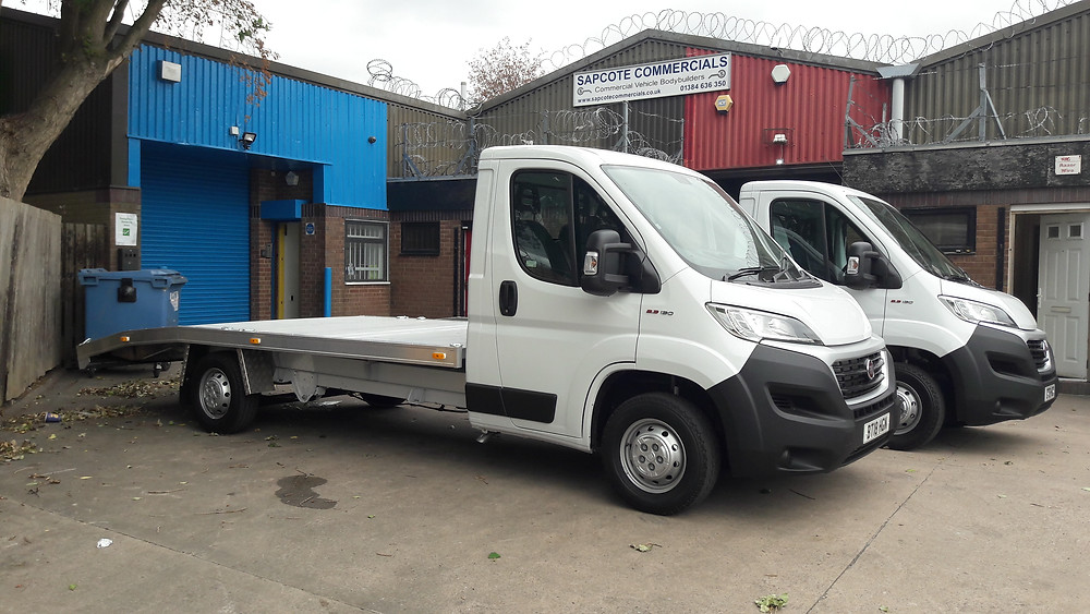 sapcote commercials recovery vehicle for sale
