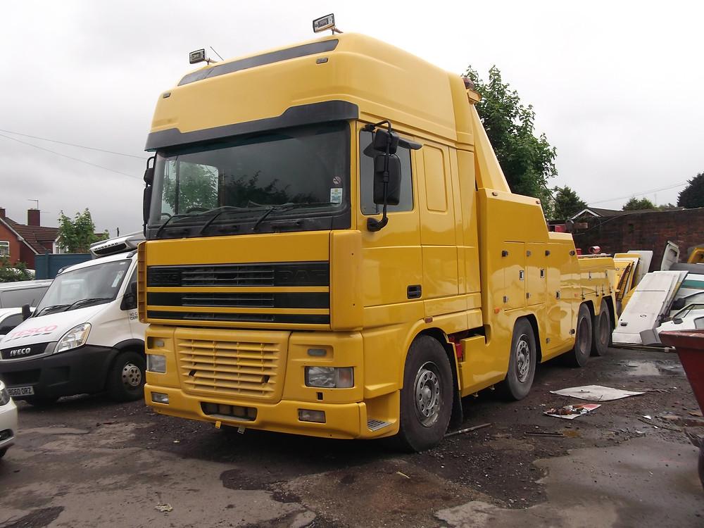 boniface recoverer refurbished breakdown vehicle