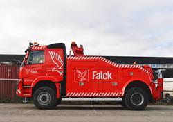 bsm falck 1000 breakdown vehicle
