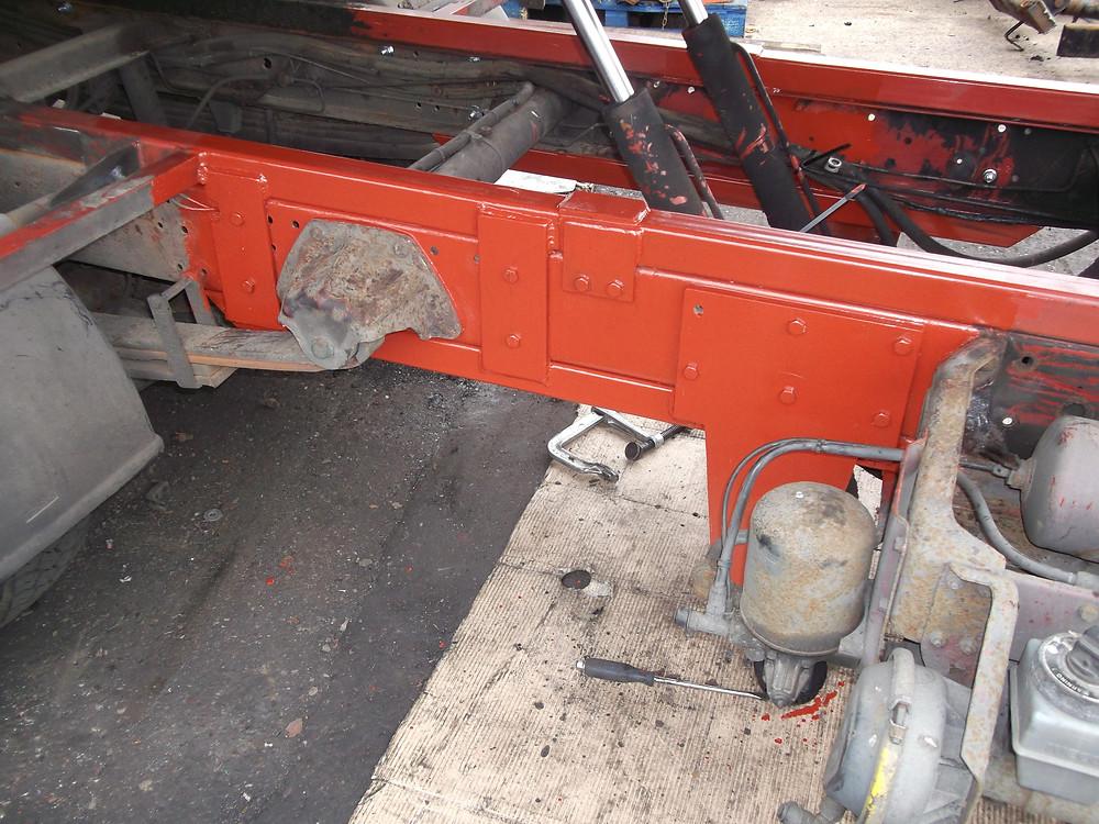 refuribhsed recovery vehicle