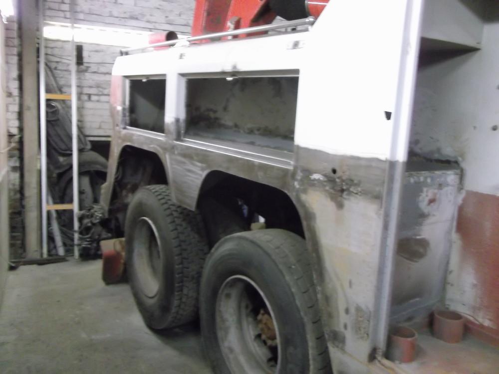boniface recoverer refurbished breakdown truck