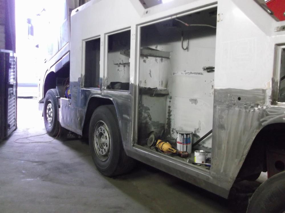 Boniface recovery breakdown truck