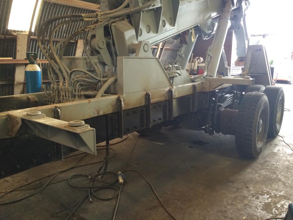 man tga breakdown vehicle for sale