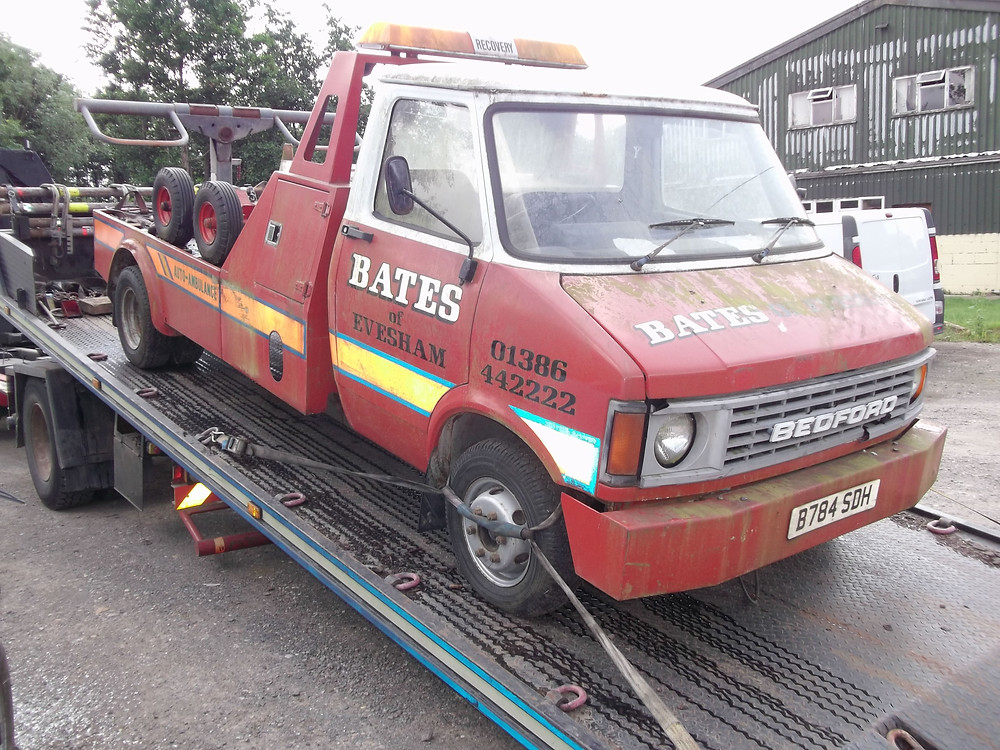 roadside recovery vehicles for sale