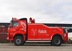 bsm falck md recovery vehicle