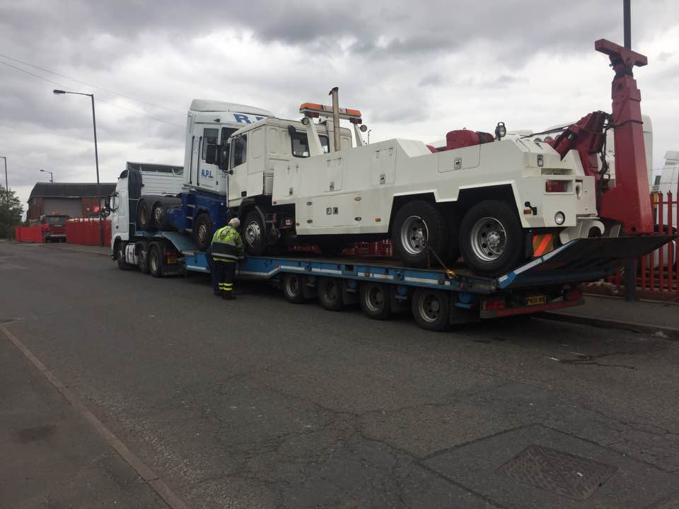 recovery vehicle for sale