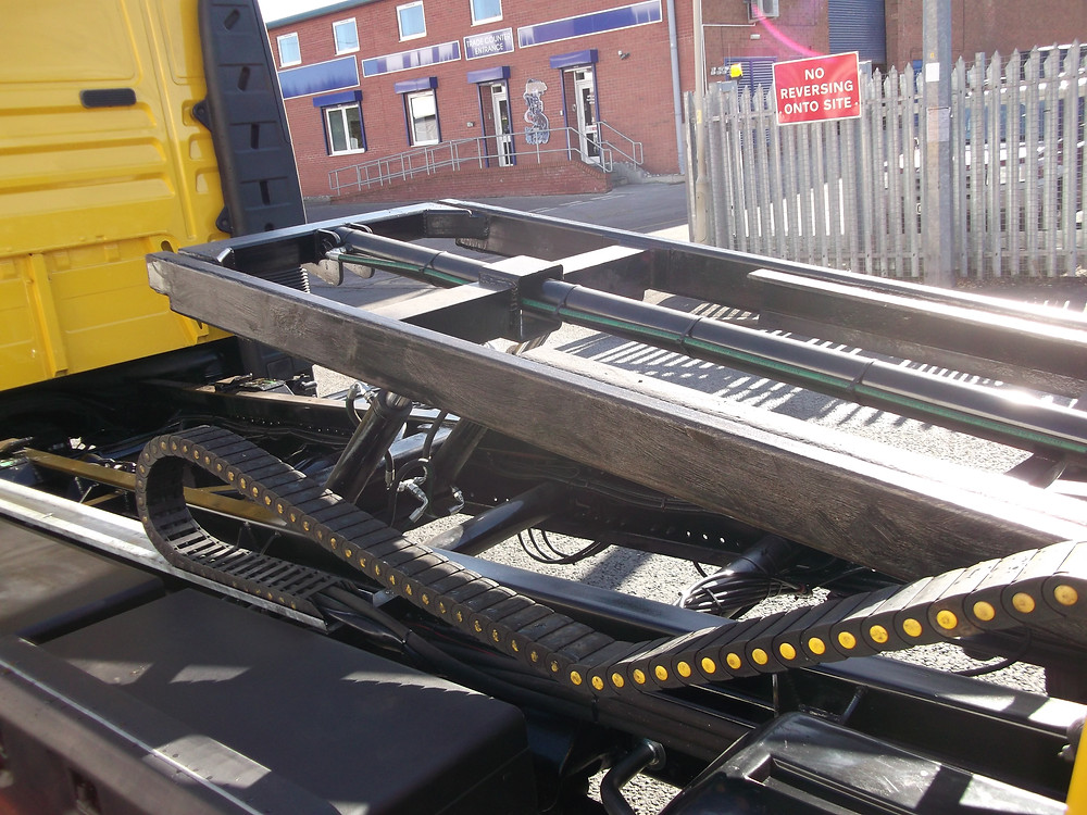 breakdown truck refurbishment