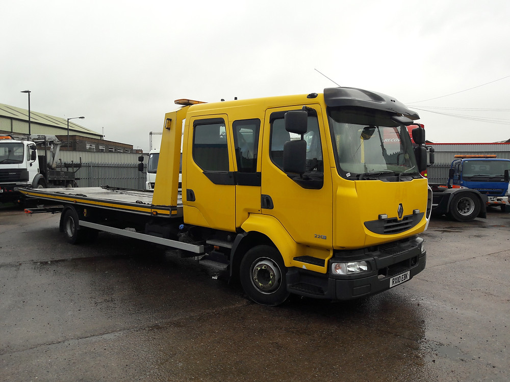 fort william midlum recovery vehicle for sale