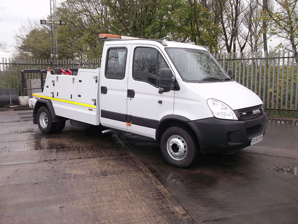 richford iveco recovery vehicle for sale