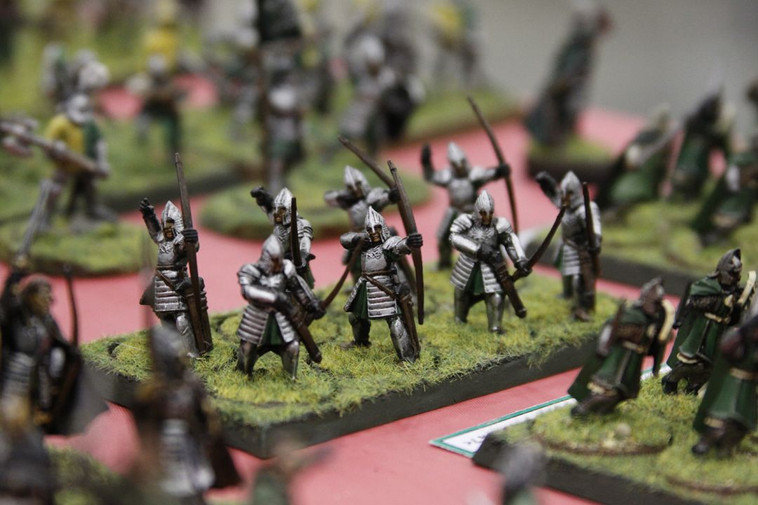 Toy Soldiers: The weird and wonderful wargames from Gen Con's open play hall