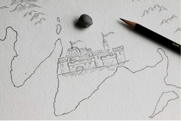 Learn to draw world maps from one of D&D's best cartographers