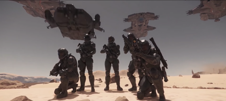 Star Citizen's virtual warlord is changing the narrative for the troubled spacefaring game