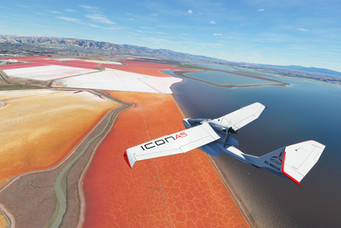 The biggest surprise of Microsoft Flight Simulator: it makes Bing cool