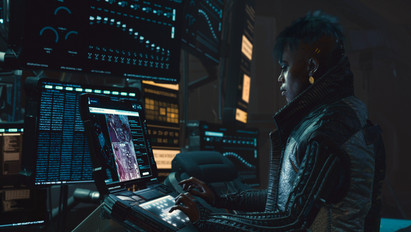 CD Projekt Red explains controversial Cyberpunk in-game ad featuring trans model