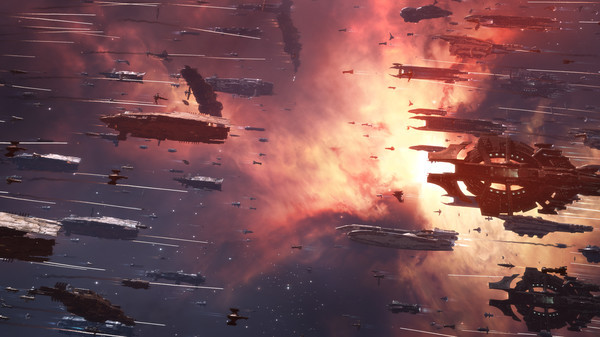 Eve Online's world war, explained