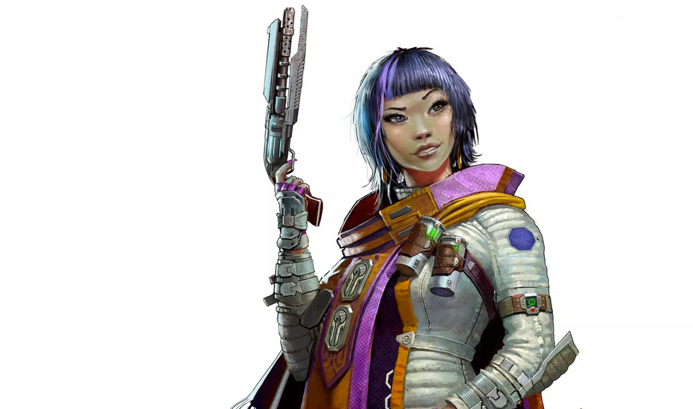 Starfinder hopes to do for space opera what D&D has done for fantasy