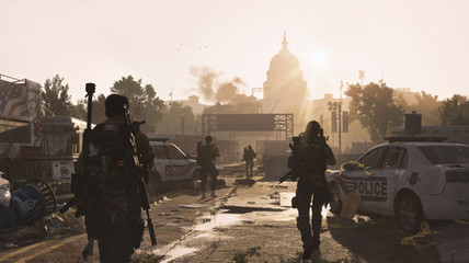 Tom Clancy's The Division 2 'is not making any political statements'