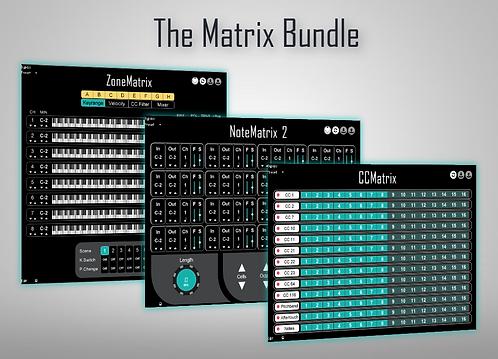 The Matrix Bundle