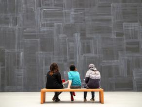 """Visite guidée de """"La semaine de l'art abstrait"""""""