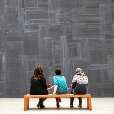 Besuchertipp: Woche der Abstrakten Kunst in der Mission Gallery
