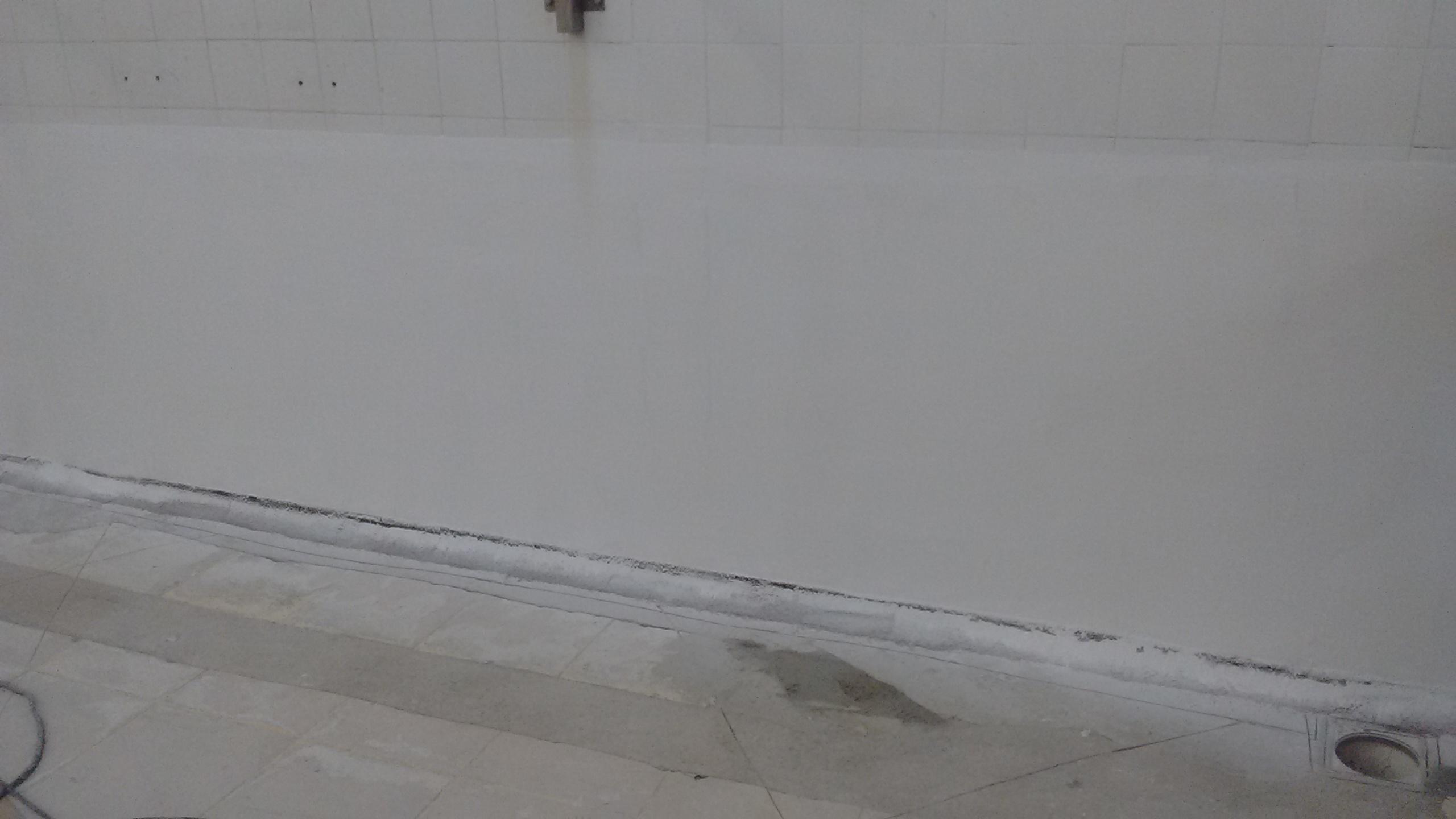 Revestimento para parede com elastôm