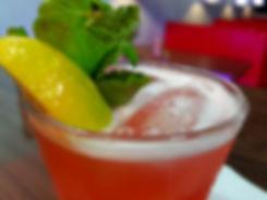 Drink esclusivo do The Clock Rock Bar