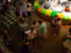 festa d aniversário noThe Clock Rock Bar