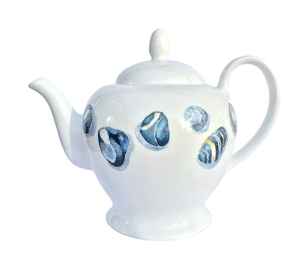 Rolling Stones Teapot