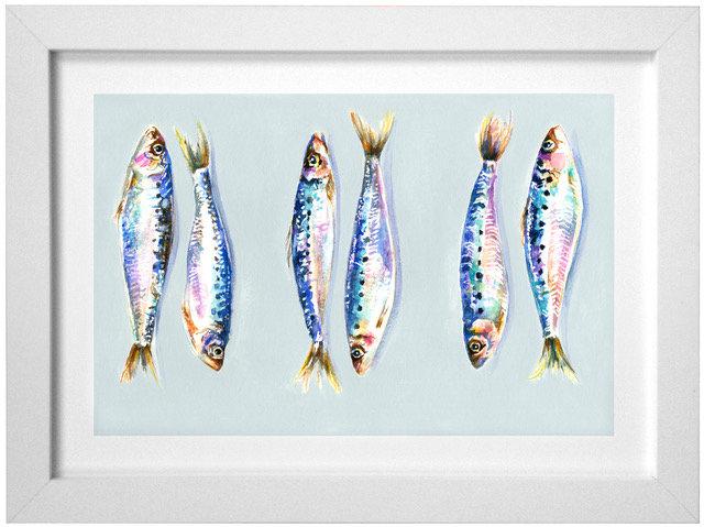 Sizzling Sardines