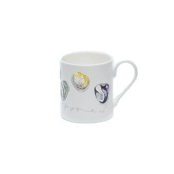 Rolling Stones china mug.