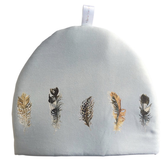 Flurry of Feathers Tea Cosy