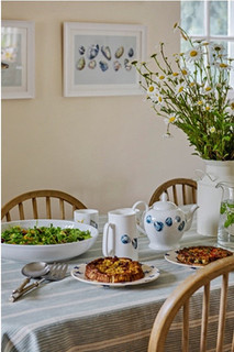 Kitchen table and china.jpg