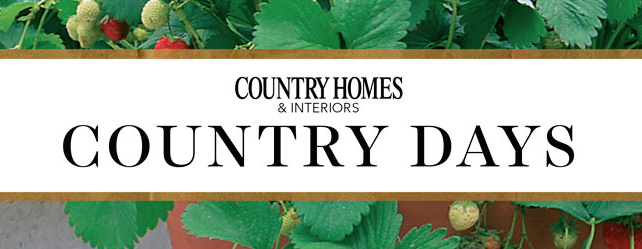 Country Homes & Interiors Meets Nicola Watters