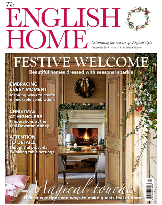 The English Home Magazine, December 2019