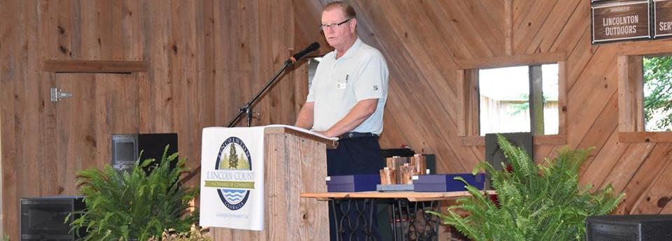 Greg's Speech