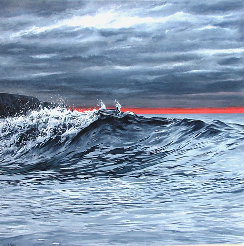 EVENING WAVE - Ref LEP65