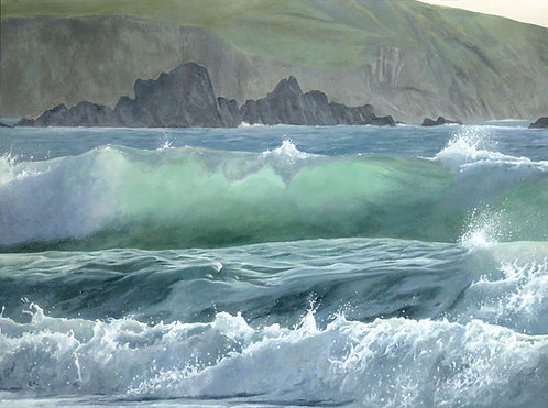 GREEN WAVE, Whitesands, Pembrokeshire - Ref LEP60