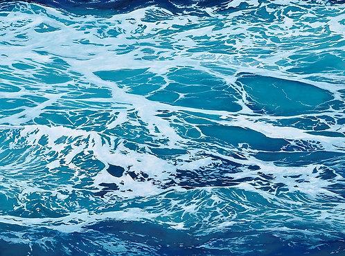 OCEAN BLUES: Ref C14 - Pack of 5, inc. UK postage