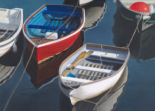 HARBOUR BOATS 2 - Ref LEP43