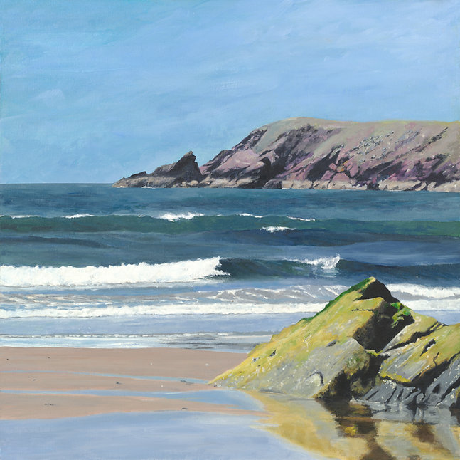 Clive Gould, Seascape Painting and prints