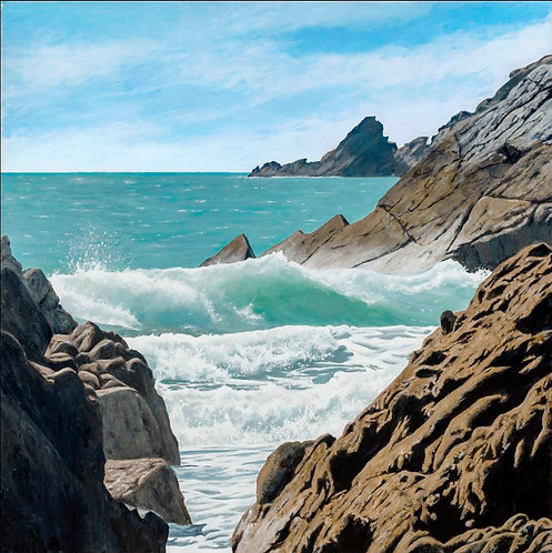 ON THE ROCKS, Marloes Sands, Pembrokeshire - Ref LEP59