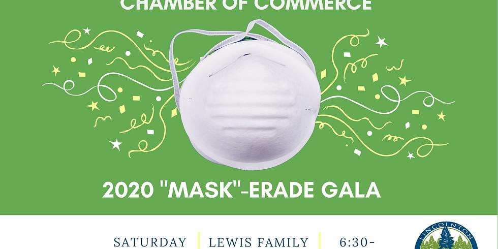 "Annual Chamber Gala - ""Mask""erade"