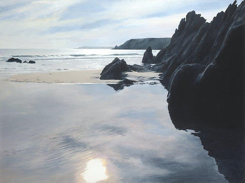 REFLECTIONS, Marloes Sands, Pembrokeshire - Ref LEP4