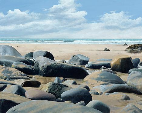 ON THE BEACH, Druidston Haven, Pembrokeshire - Ref LEP21