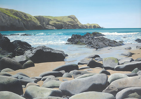 SUNNY DAY, Traeth Llyfn, Pembrokeshire - Ref LEP27