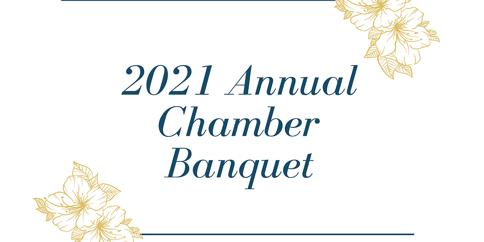 2021 Annual Chamber Banquet