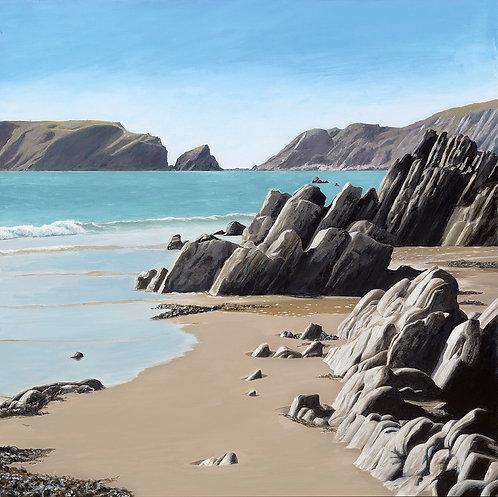 WATERS EDGE, Marloes Sands, Pembrokeshire - Ref LEP37