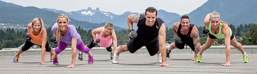 personal trainer north vancouver