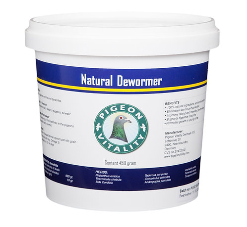 Natural Dewormer